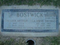 La Vieve <I>Thomas</I> Bostwick