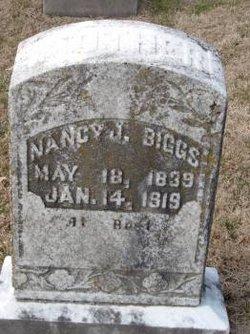 Nancy Jane <I>Breeding</I> Biggs
