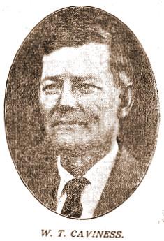 "William Thomas ""Will"" Caviness"