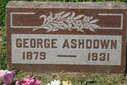 George Edward Ashdown