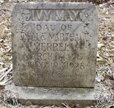Ivy May Merrell