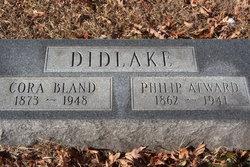 Cora Anne <I>Bland</I> Didlake