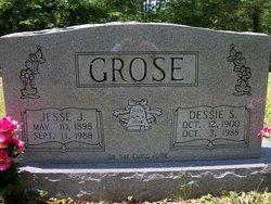 Dessie D. <I>Samples</I> Grose