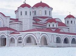 Saint John Chrysostomos Greek Orthodox Monastery C