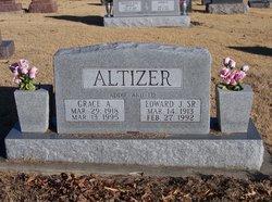 """Grace Adaline """"Addie"""" <I>McGuire</I> Altizer"""