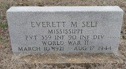 Everett M. Self