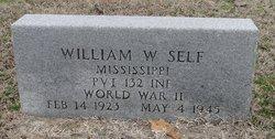 William Walter Self