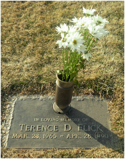 """Terence Donald """"Terry"""" Flick"""