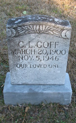 Cornelius L Goff