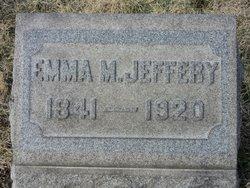 Emeline Maria Jeffery