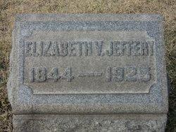 Elizabeth Virginia Jeffery