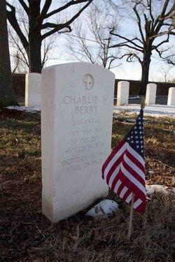 Charlie W Berry