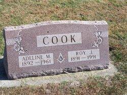 Adeline M. Cook