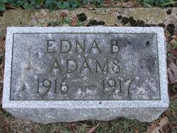 Edna B. Adams