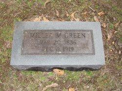 Miller M Green