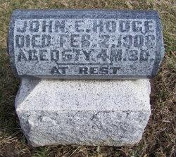 John Eber Hodge