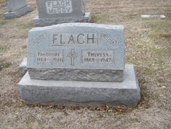 Theresa <I>Holscher</I> Flach
