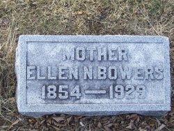 """Nancy Ellen """"Ellen"""" <I>Smeltzer</I> Bowers"""