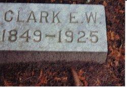 Clark E. W. Burt