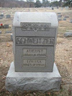 Louise <I>Klumpp</I> Schweitzer