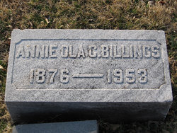 Annie Ola <I>Carpenter</I> Billings