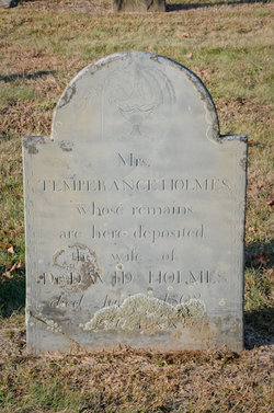 Temperance <I>Bishop</I> Holmes