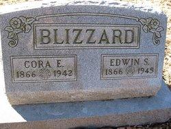 Cora Emerline <I>Hubbard</I> Blizzard