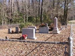 Peel-Griffin Family Cemetery