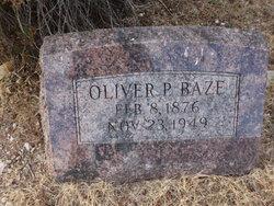 Oliver Peter Baze