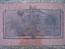 Lily May <I>Beazer</I> Aldous