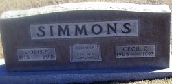 Cecil Clayton Simmons