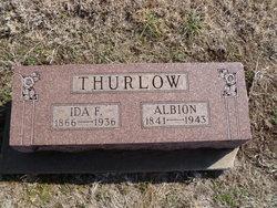 Sgt Albion Thurlow
