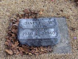 Janet Eloise Baker