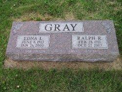 Edna Louise <I>Hickman</I> Gray