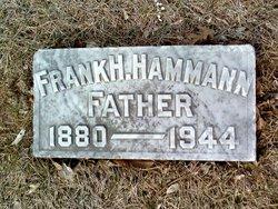 Frank Henry Hammann, II