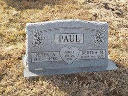 Peter A Paul
