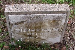 William H. Taylor