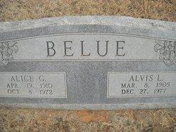Alvis Lilburn Belue