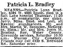 Patricia Lynn Bradley
