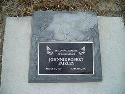 Johnnie Robert Fairley