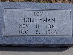 Alonzo Lonnie Holleyman