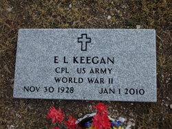 E. L. Keegan