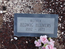 Hedwig Helmers