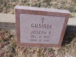 Joseph P. Gusinde