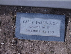 Casey Farrington