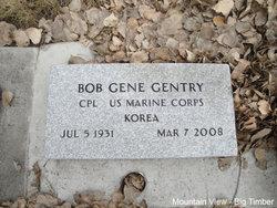 Bob Gene Gentry