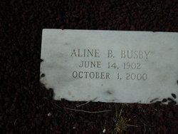 Aline B Busby
