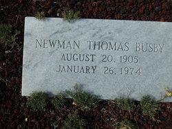 Newman Thomas Busby