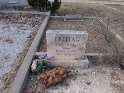 "Carl Toard ""Pinkie"" Freitag"