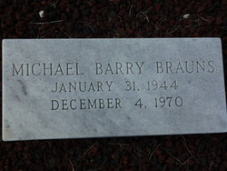 Michael Barry Brauns